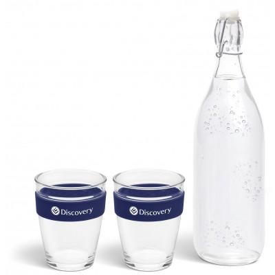 Kooshty Kool Drinking Set Navy