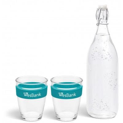 Kooshty Kool Drinking Set Turquoise