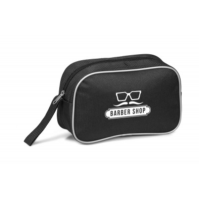 Kingsport Toiletry Bag Black