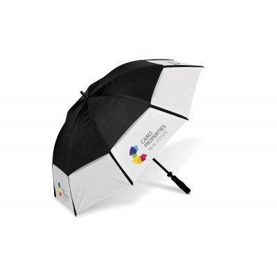 Royalty Golf Umbrella Black