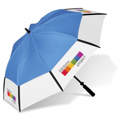 Royalty Golf Umbrella Blue