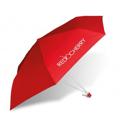 Rainbow Compact Umbrella Red