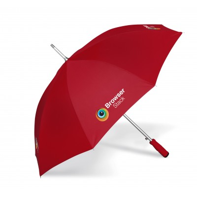 Cloudburst Umbrella Red