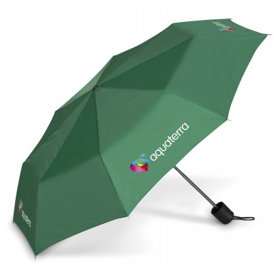 Tropics Compact Umbrella Green
