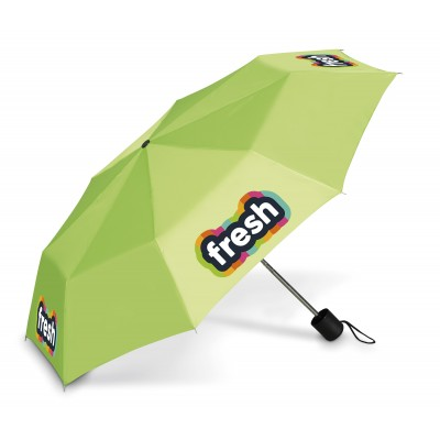 Tropics Compact Umbrella Lime