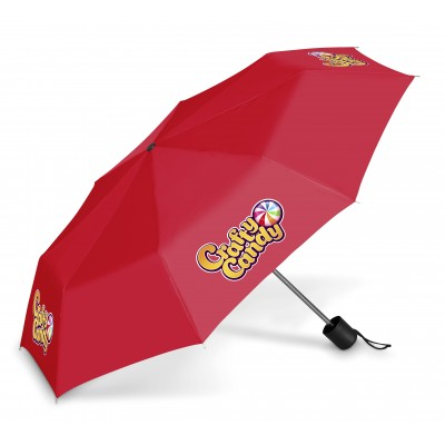 Tropics Compact Umbrella Red