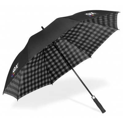 Wrigley Umbrella Grey