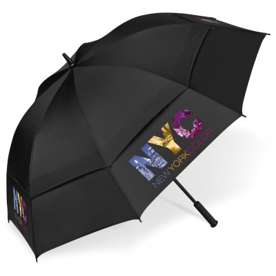 Torrent Golf Umbrella Black
