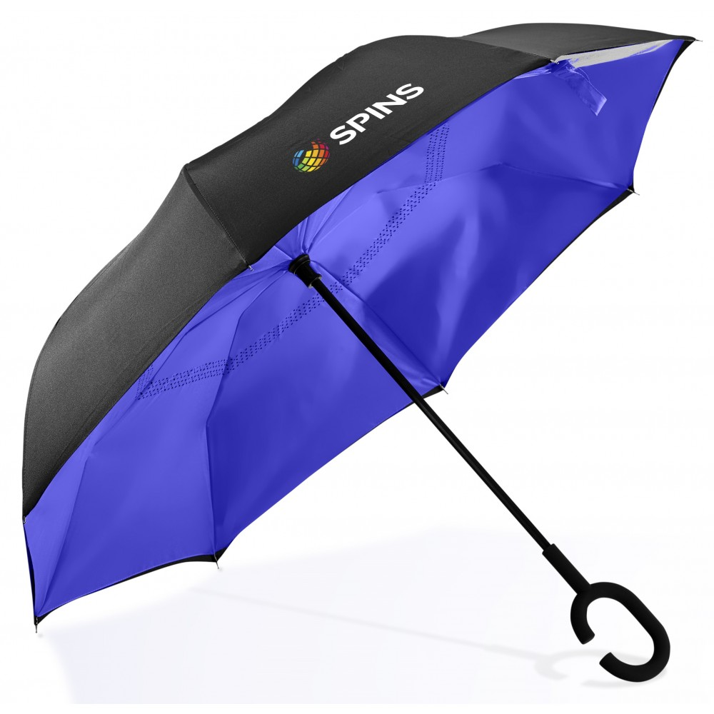 Goodluck Umbrella Blue