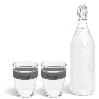 Kooshty Kool Drinking Set Grey