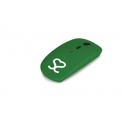 Omega Wireless Optical Mouse Green