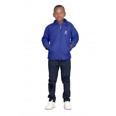 Kids Alti-Mac Terry Jacket Royal Blue Size 4