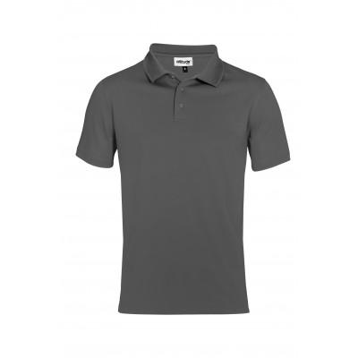 Mens Distinct Golf Shirt Grey Size 4XL