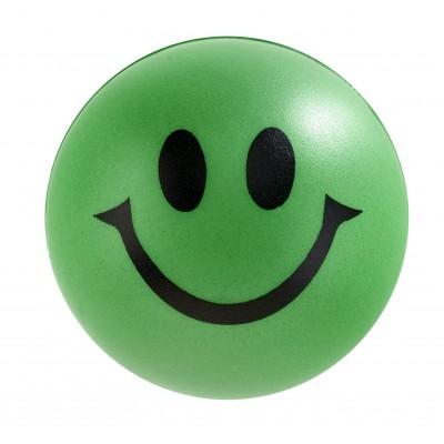 Smile Stress Ball Green