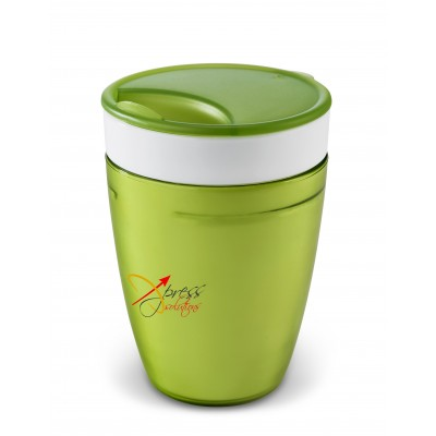 Manhattan Double Wall Tumbler Lime