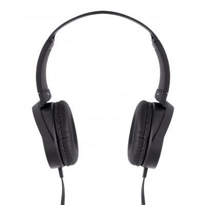 Swiss Cougar Copenhagen Wired Headphones Black