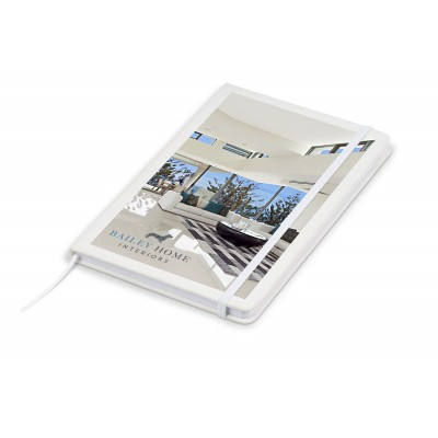 Omega A5 Notebook White