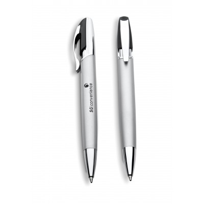 Magneto Ball Pen Silver