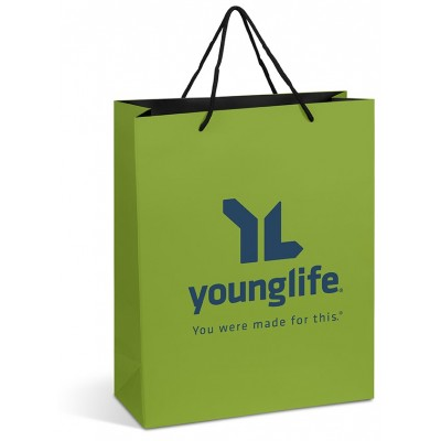 Omega Mini Gift Bag Lime