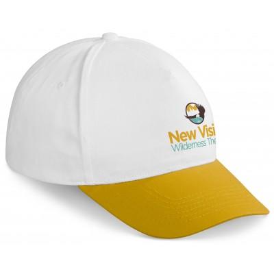 Norbury Cap Yellow