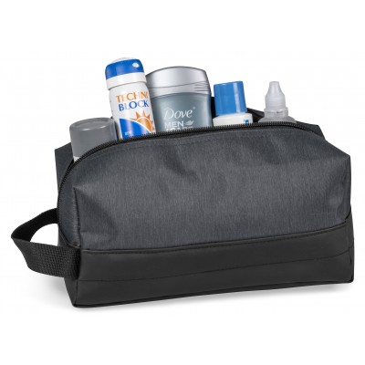 Basecamp Toiletry Bag Grey