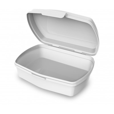 Krave Lunch Box Solid White