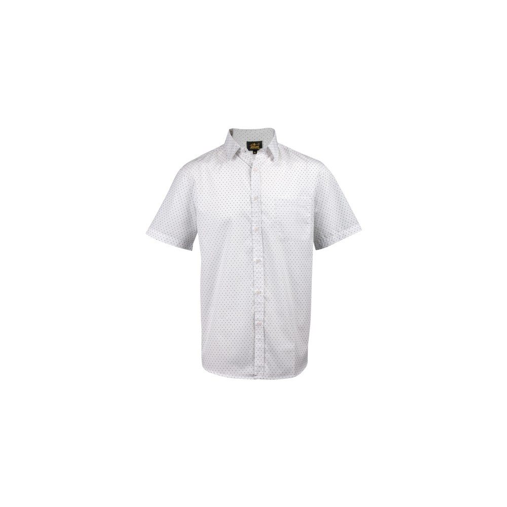 Volant White Pocket Plain