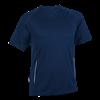 BRT Kiddies Running Shirt Navy Size 11to12