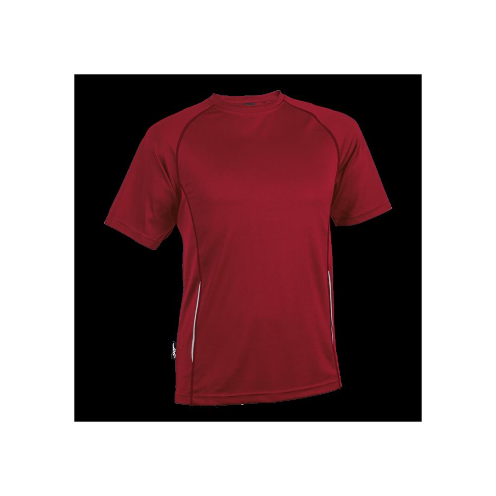 BRT Kiddies Running Shirt Red Size 7 to 8