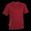 BRT Kiddies Running Shirt Red Size 9 to 10