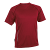 BRT Kiddies Running Shirt Red Size 11to12