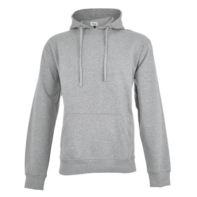 Kids Essential Hooded Sweater Grey Size 8