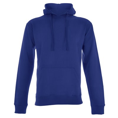 Kids Essential Hooded Sweater Royal Blue Size 8