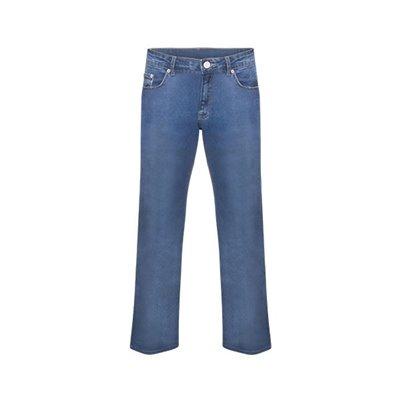 Mens Fashion Denim Jeans Blue Size 40