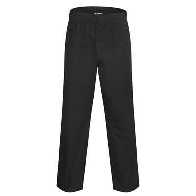 Unisex Gordon Chef Pants Black Size XS