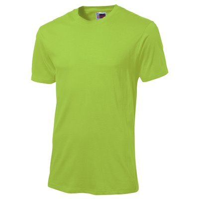 Unisex Super Club 180 T-Shirt Lime Size 3XL