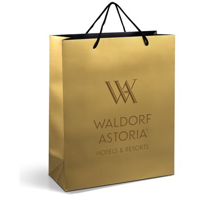 Dazzle Maxi Gift Bag Gold