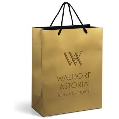 Dazzle Midi Gift Bag Gold