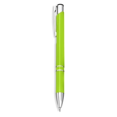 Electra Clutch Pencil Lime