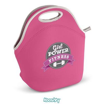 Kooshty Neo Lunch Bag Pink