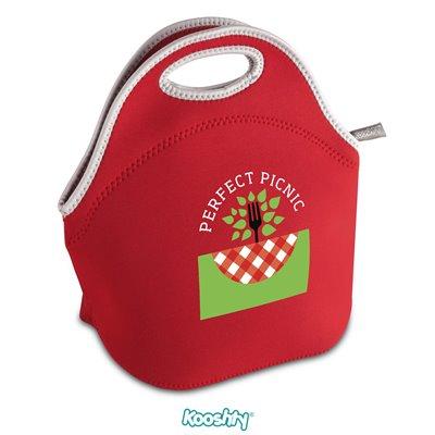 Kooshty Neo Lunch Bag Red
