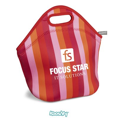 Kooshty Quirky Lunch Bag Red