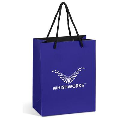 Omega Mini Gift Bag Blue