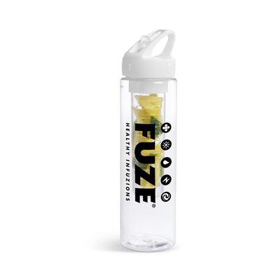 Zest Infuser Bottle - 750ml Transparent