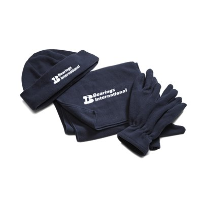Greenland Fleece Set Navy