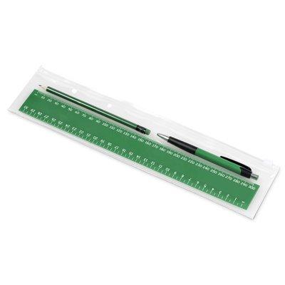 Star Visibility Pencil Case (excludes contents) Transparent