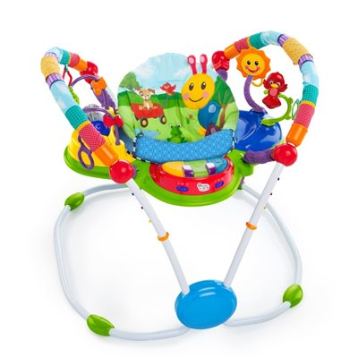 Baby Einsten Neighborhood Friends Activity Jumper