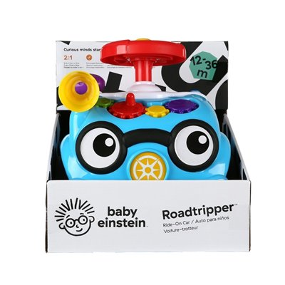 Baby Einsten Roadtripper Ride-On Car