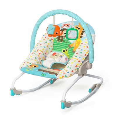 Bright Starts Sunshine Seaside Rocker