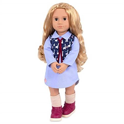 Our Generation Classic Doll Amalia 18Inch Blonde